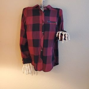 Fancy Women's Plaid Flannel